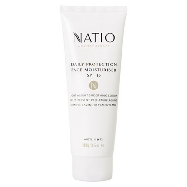 NATIO Aroma Daily Face Moist SPF15