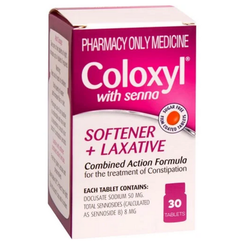 COLOXYL with Senna Tabs 30