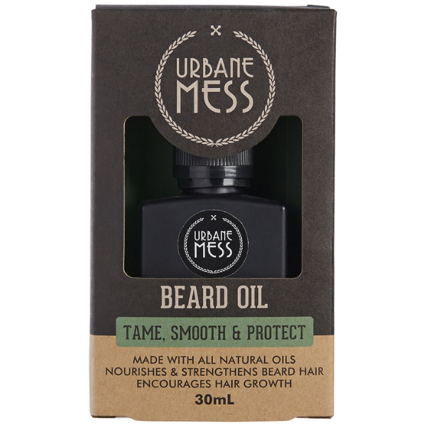 Urbane Mess Beard Oil 30ml