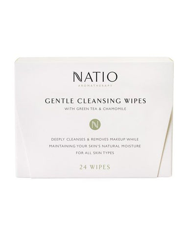 NATIO Cleansing Wipes Single
