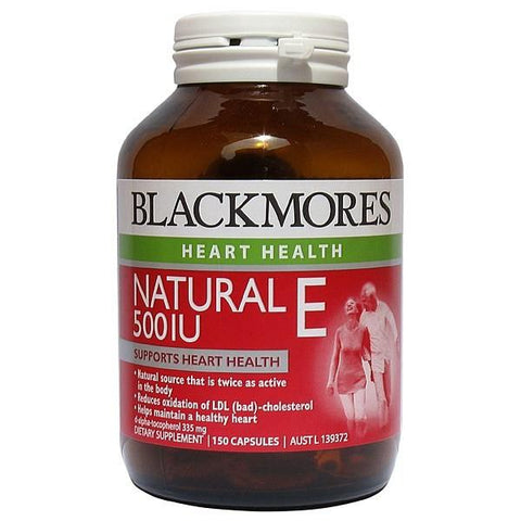 BLACKMORES Vitamin E 500IU 150caps