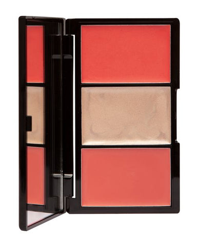 NATIO Desert Sunset Cream Blush & Highlight