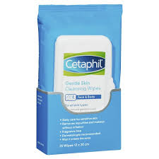 CETAPHIL Cleansing Cloths 25pk
