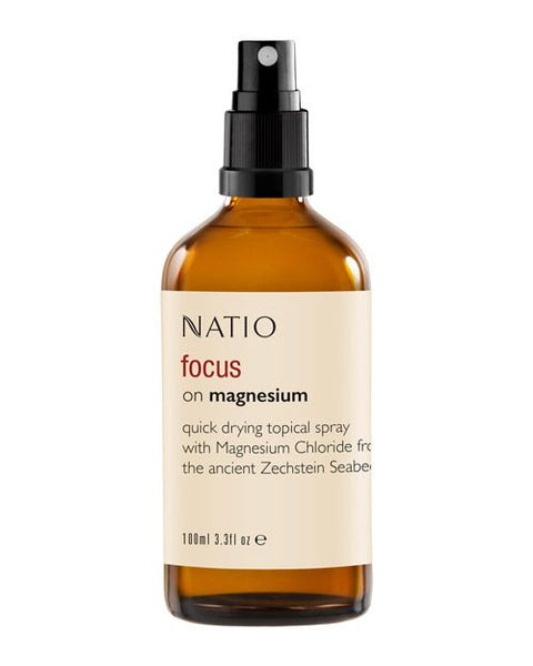 NATIO Focus Magnesium 100ml