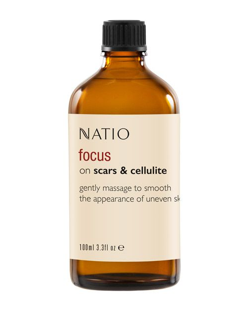 NATIO Focus Scars & Cellulite 100ml