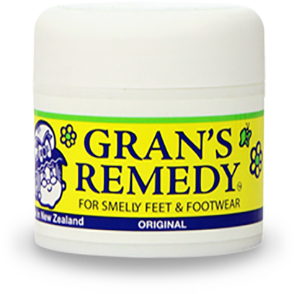GRANS Remedy Foot Pwd 50g