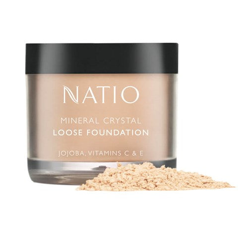 NATIO Mineral Loose Foundation