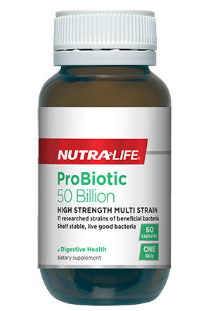 NL Probiotic 50 Billion 60caps
