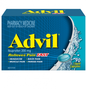 ADVIL Liquid Cap 90s
