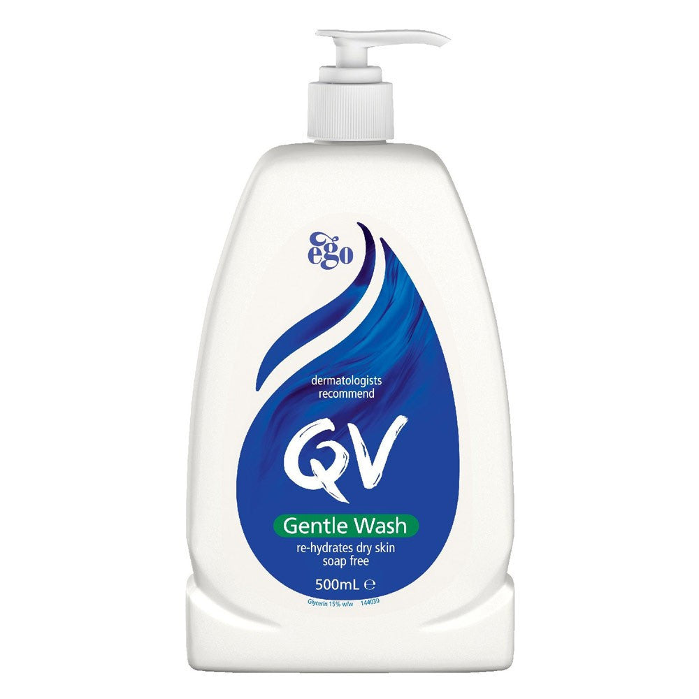 EGO QV Gentle Wash 500ml
