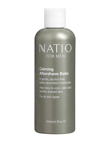 NATIO Men Calming Aftershave Balm