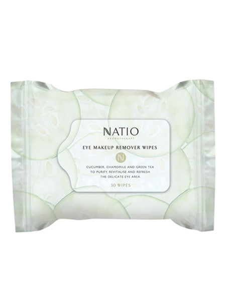 NATIO Eye Make Up Remover Wipes
