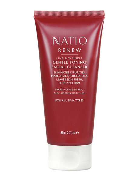 NATIO Renew Line & Wrinkle Cleanser