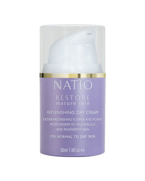 NATIO Restore Replenish Day Cream 50ml