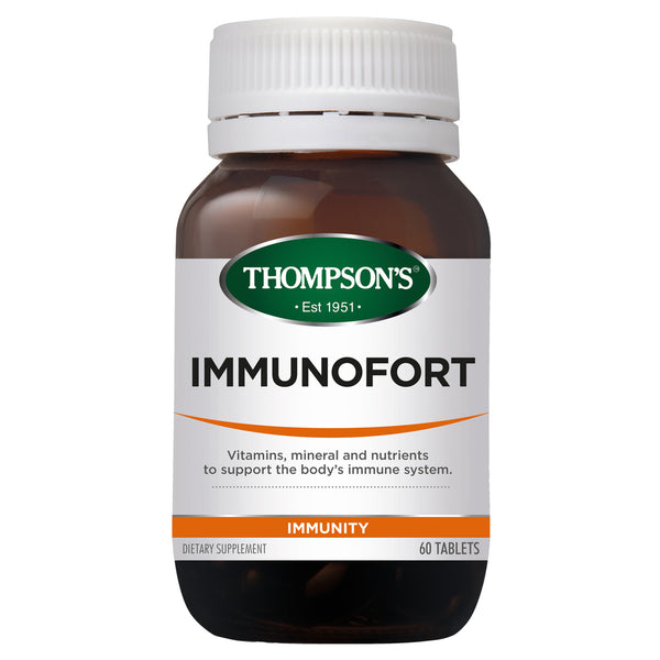 THOMPSON'S Immunofort 60tabs
