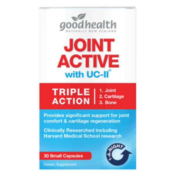 GOOD HEALTH Joint Active with UC-II 30s