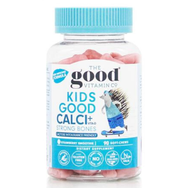 GOOD VITAMINS Kids Good Calci+ Vitamin D 90softchews