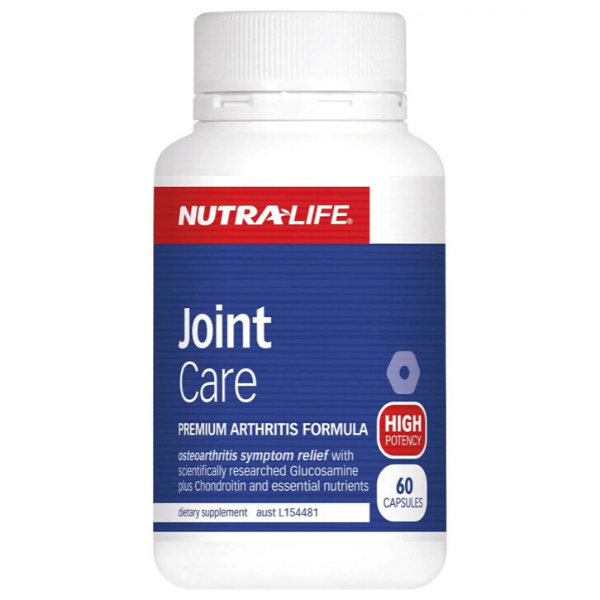 NUTRALIFE Joint Care 60caps