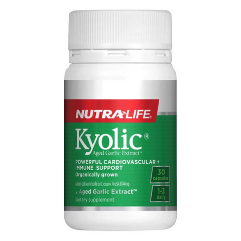 NUTRALIFE Kyolic High Potency 30caps