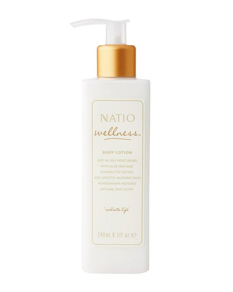 NATIO Wellness Body Lotion