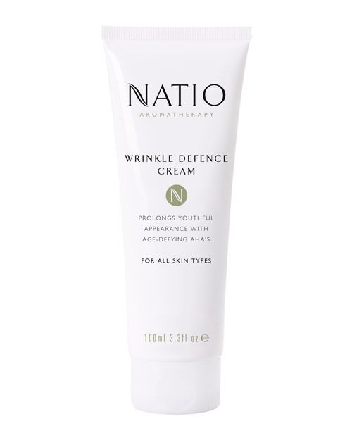 NATIO Wrinkle Defence Cream Tube 100ml
