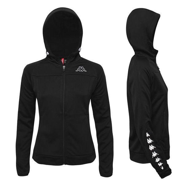 KAPPA  222 BANDA ANNISTON LADY MASK SLIM FIT HOODY