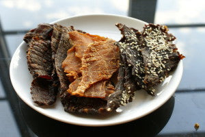 beef pork and turkey jerky