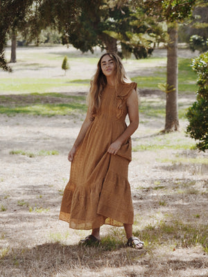 SMALL RESTOCK - ARLINGTON DRESS COPPER