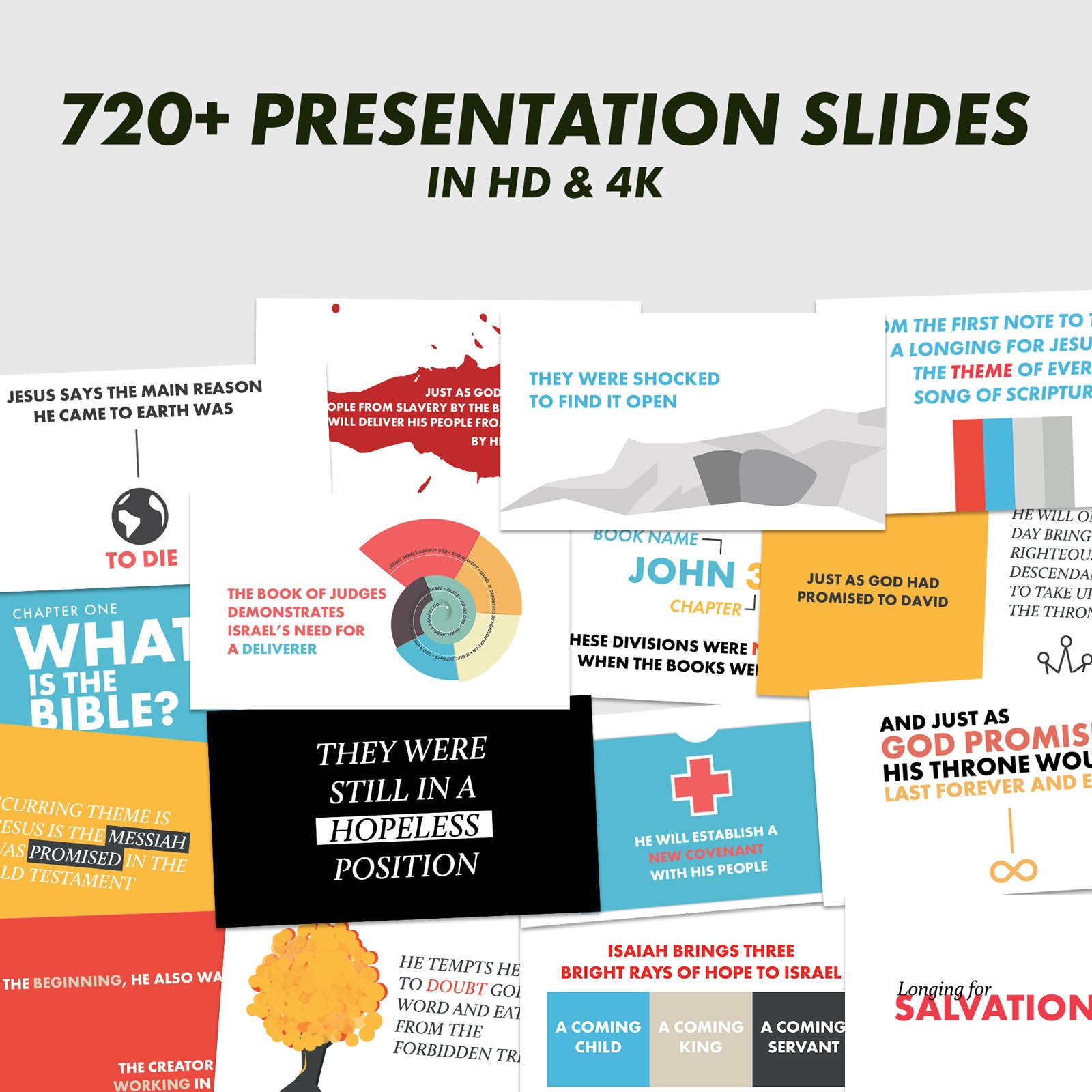 A Visual Theology Guide to the Bible Presentation Slides