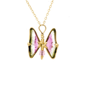 The Butterfly Necklace