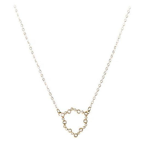 Hewn Dot Diamond Necklace