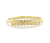 Relic Crown Diamond Band