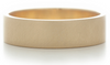 Women's Plain Wide Stacking Band