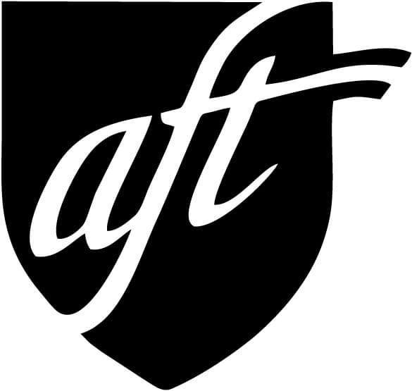 American Federation of Teachers - Vinyl Car Window and Laptop Decal Sticker - Decal - Car and Laptop Window Decal Sticker - 1