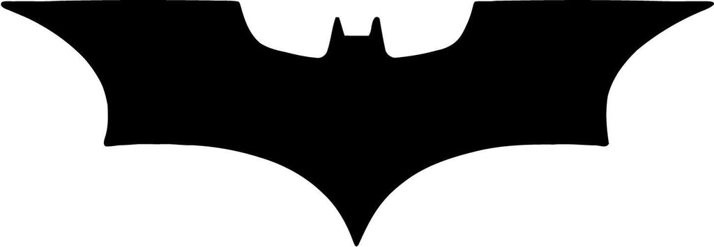 Batman Symbol Variation 2 Vinyl Car Window Laptop Decal Sticker
