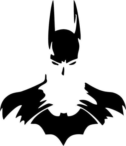 Batman - Abstract - Vinyl Car Window and Laptop Decal Sticker