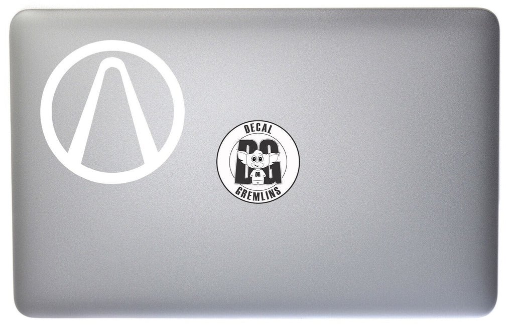 Borderlands Vault Symbol Vinyl Car Window Laptop Decal Sticker