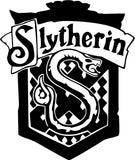 Harry Potter - Slytherin House - Vinyl Car Window and Laptop Decal Sticker - Decal - Car and Laptop Window Decal Sticker - 1