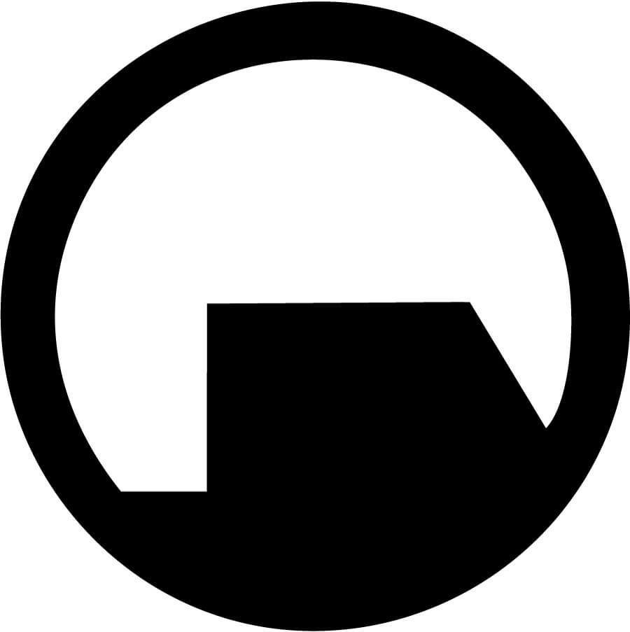 Half Life - Black Mesa - Vinyl Car Window and Laptop Decal Sticker - Decal - Car and Laptop Window Decal Sticker - 1