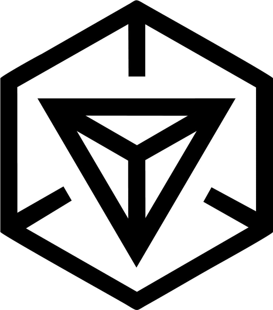Ingress Logo Vinyl Car Window Laptop Decal Sticker