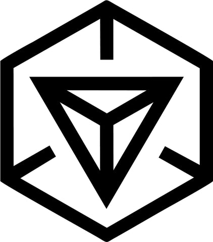 Ingress - Logo - Vinyl Car Window and Laptop Decal Sticker