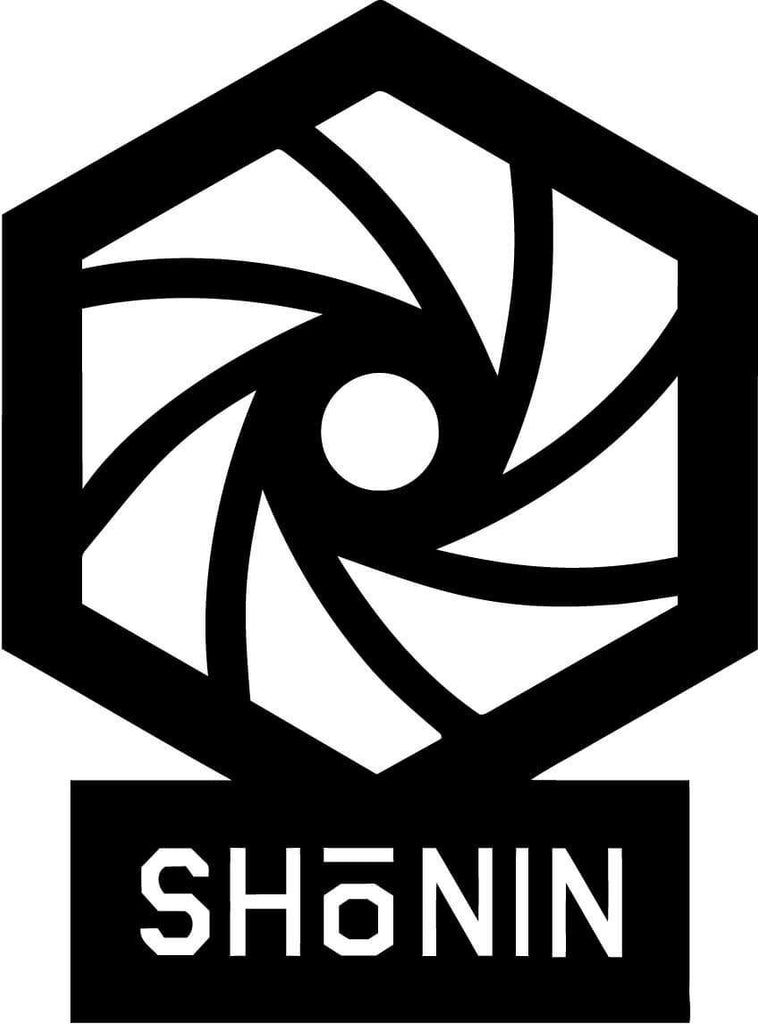 Ingress Shonin Vinyl Car Window Laptop Decal Sticker