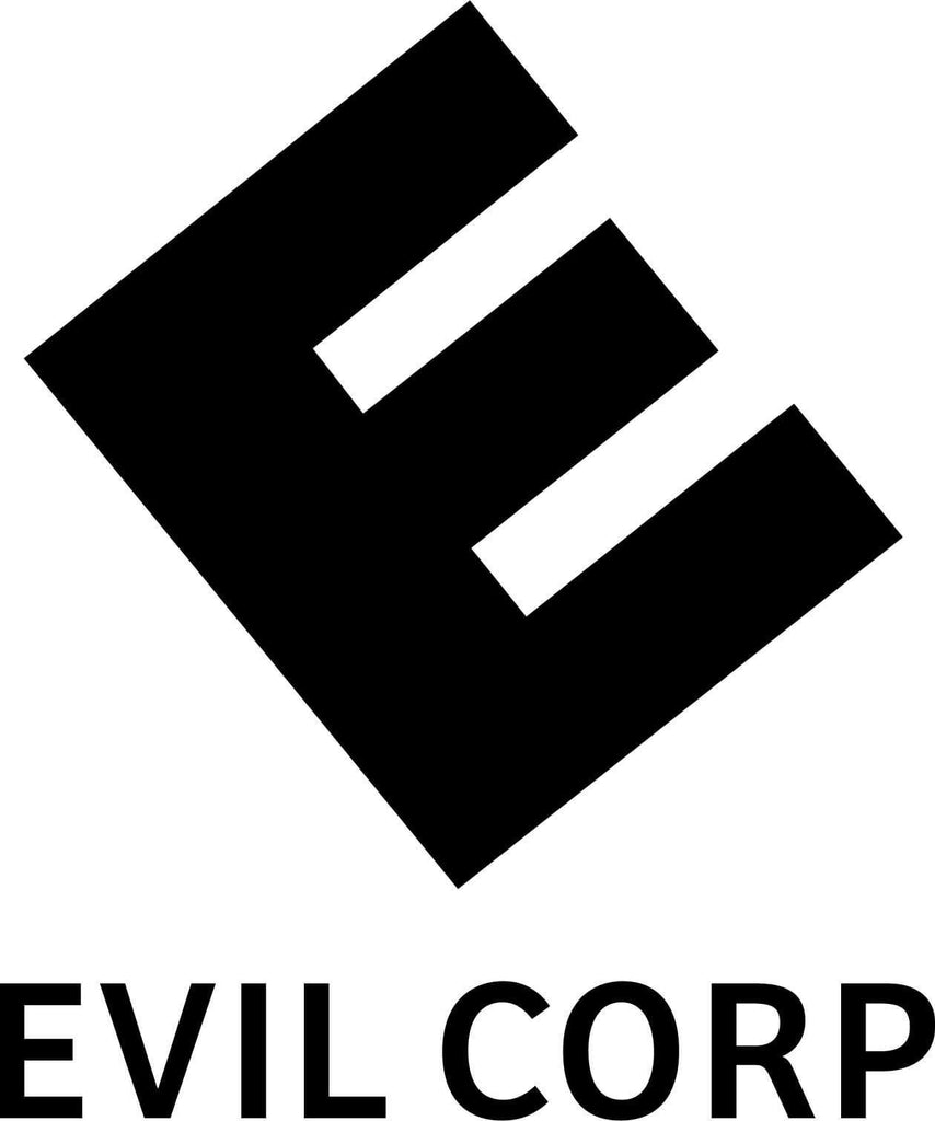 Mr Robot Evil Corp Vinyl Car Window Laptop Decal Sticker