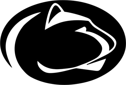 Penn State - Nittany Lions - Vinyl Car Window and Laptop Decal Sticker