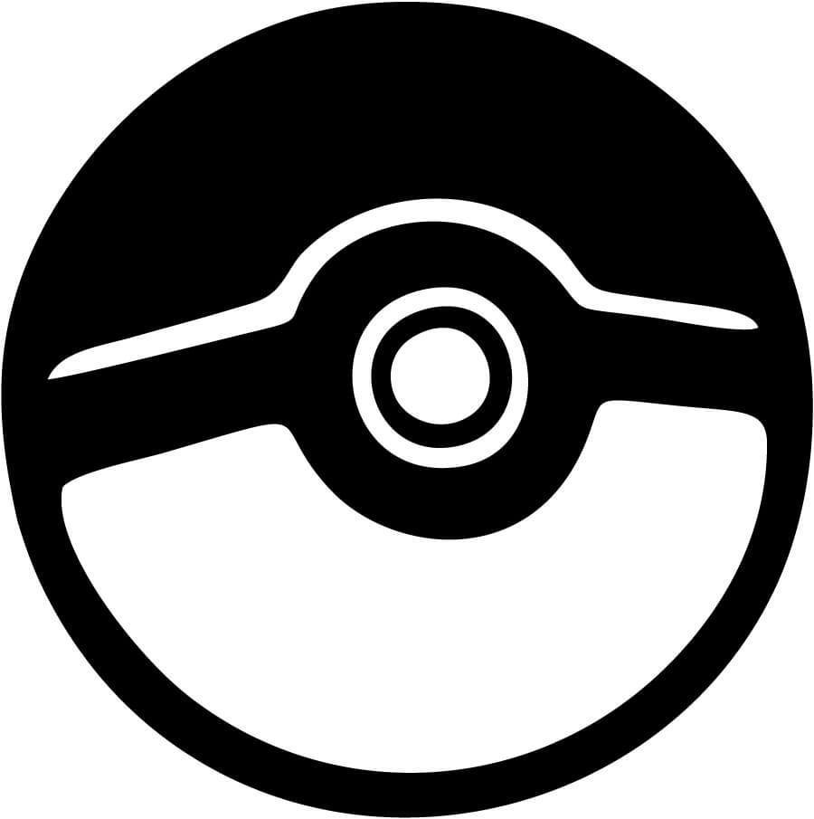 Pokemon - Pokeball - Vinyl Car Window and Laptop Decal Sticker - Decal - Car and Laptop Window Decal Sticker - 1