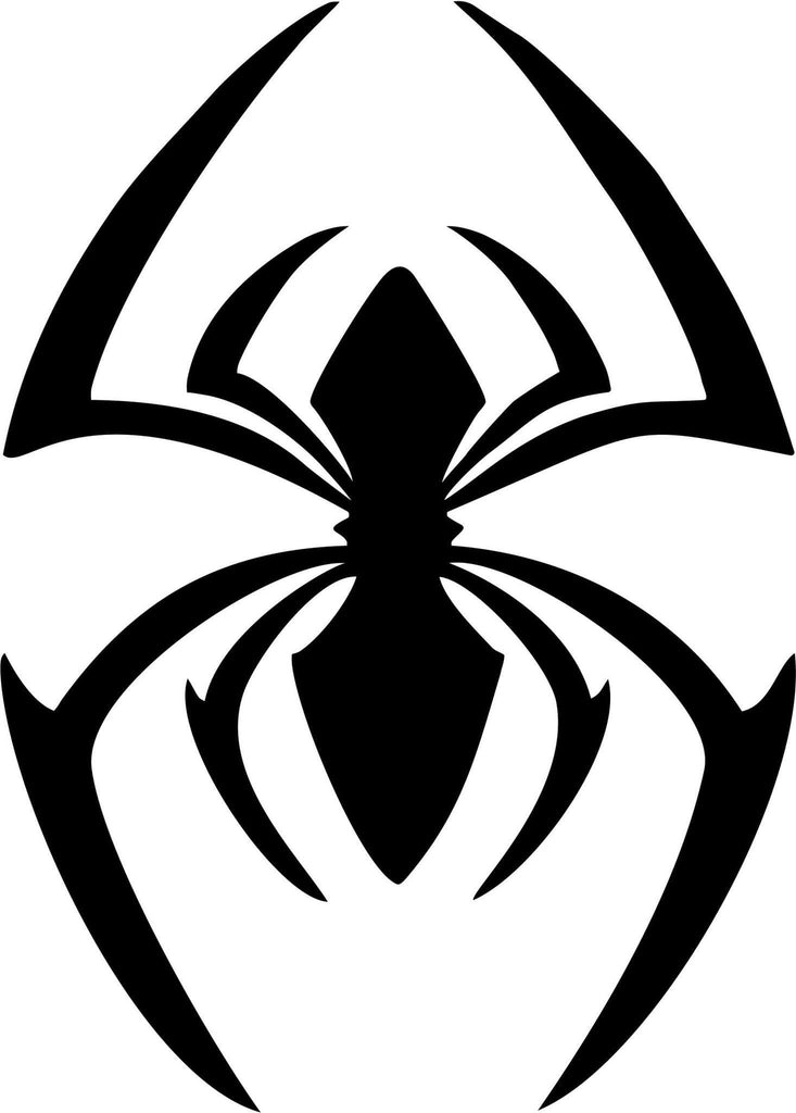 Spiderman - Scarlet Spider - Vinyl Car Window and Laptop Decal Sticker - Decal - Car and Laptop Window Decal Sticker - 1