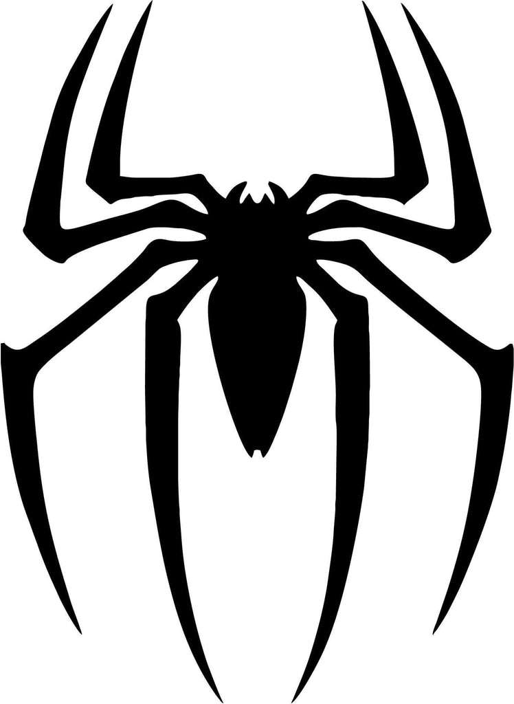 Spiderman Spider Vinyl Car Window Laptop Decal Sticker