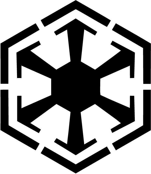 Star Wars - Old Republic - Vinyl Car Window and Laptop Decal Sticker - Decal - Car and Laptop Window Decal Sticker - 1