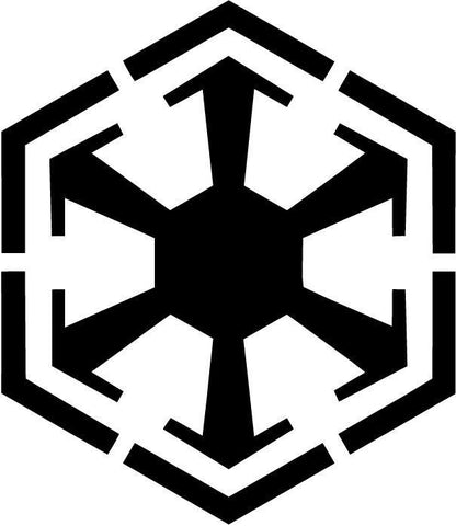 Star Wars - Old Republic - Vinyl Car Window and Laptop Decal Sticker
