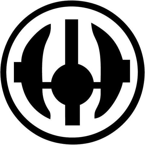 Star Wars - Sith Empire - Vinyl Car Window and Laptop Decal Sticker